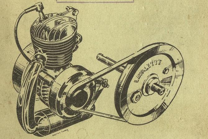 moteur lavalette